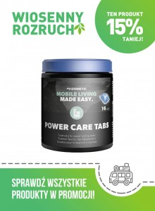 TABLETKI POWER CARE TABS